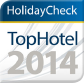 HolidayCheck TopHotel 2014
